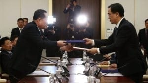 UNIFIED KOREA? North and South Korea May UNITE for Upcoming 2018 OLYMPICS