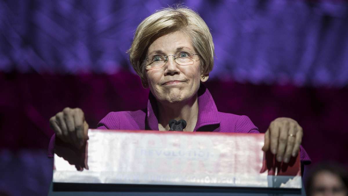 Partner Content - NOT SO FAST: Boston Herald Reporter Says Americans Already 'TIRED' of Elizabeth Warren