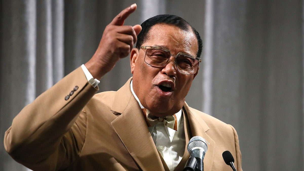 Partner Content - BAD COMPANY: Farrakhan Defends Ilhan Omar's Anti-Semitic Rant, Rails Against 'Wicked Jews'