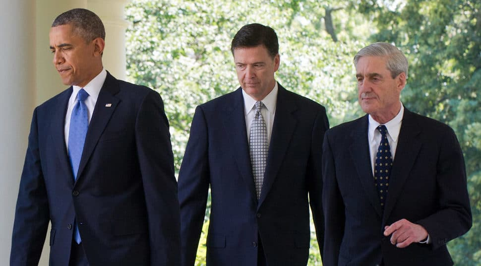 Partner Content - REPORT: Comey Told Congress 'Dossier' Didn't Need to be Verified for FISA Application