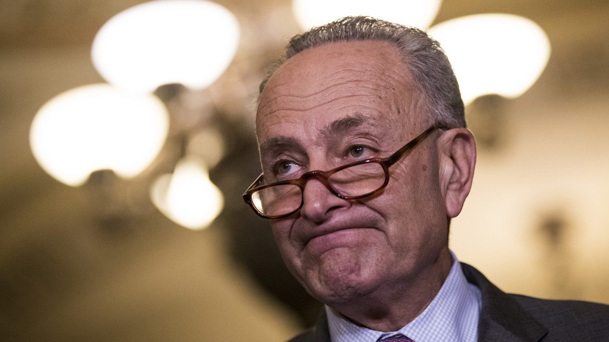 Partner Content - DEMS IN DENIAL: Chuck Schumer SLAMS Barr's 'Slanted' Report, Says Mueller Must Testify