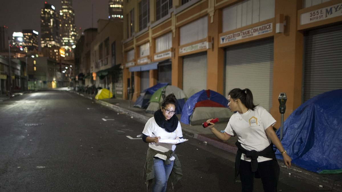 SAN FRAN CHAOS: Bay Area to Use 'TRACKING SYSTEM' to Help Homeless Population