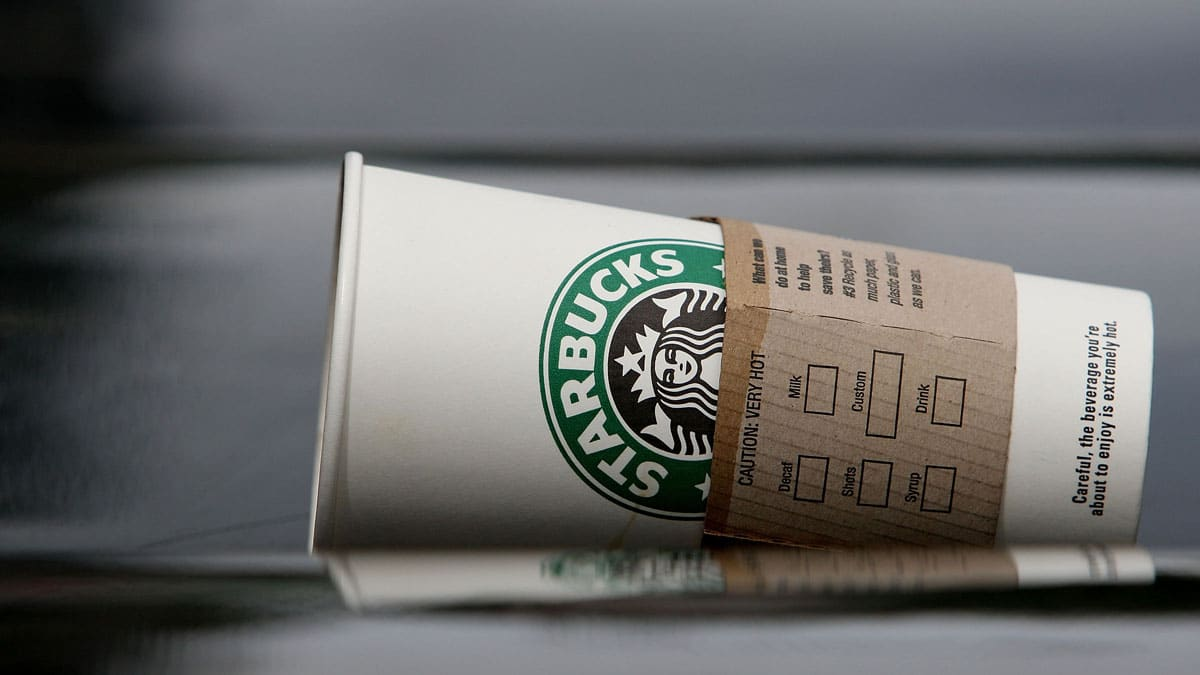 Partner Content - COFFEE CRISIS: Starbucks to Fire 5% of Global 'Corporate Workforce'