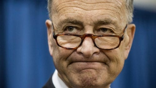 CHUCK'S CHALLENGE: Schumer Reportedly Asked Trump to Nominate OBAMA'S COURT PICK