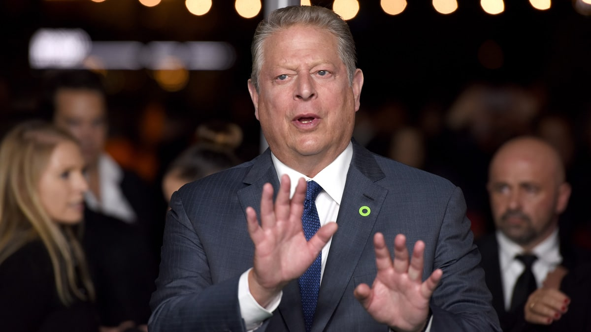Partner Content - AL GORE: Fight Against Global Warming Same as 'CIVIL WAR,' Will Cause 'End of Civilization'