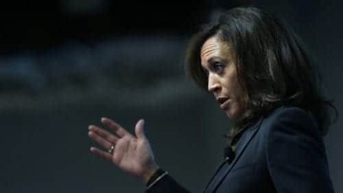 THE LATEST: Kamala Harris Responds to Smollett Case, Says She's 'Disappointed' and Frustrated'