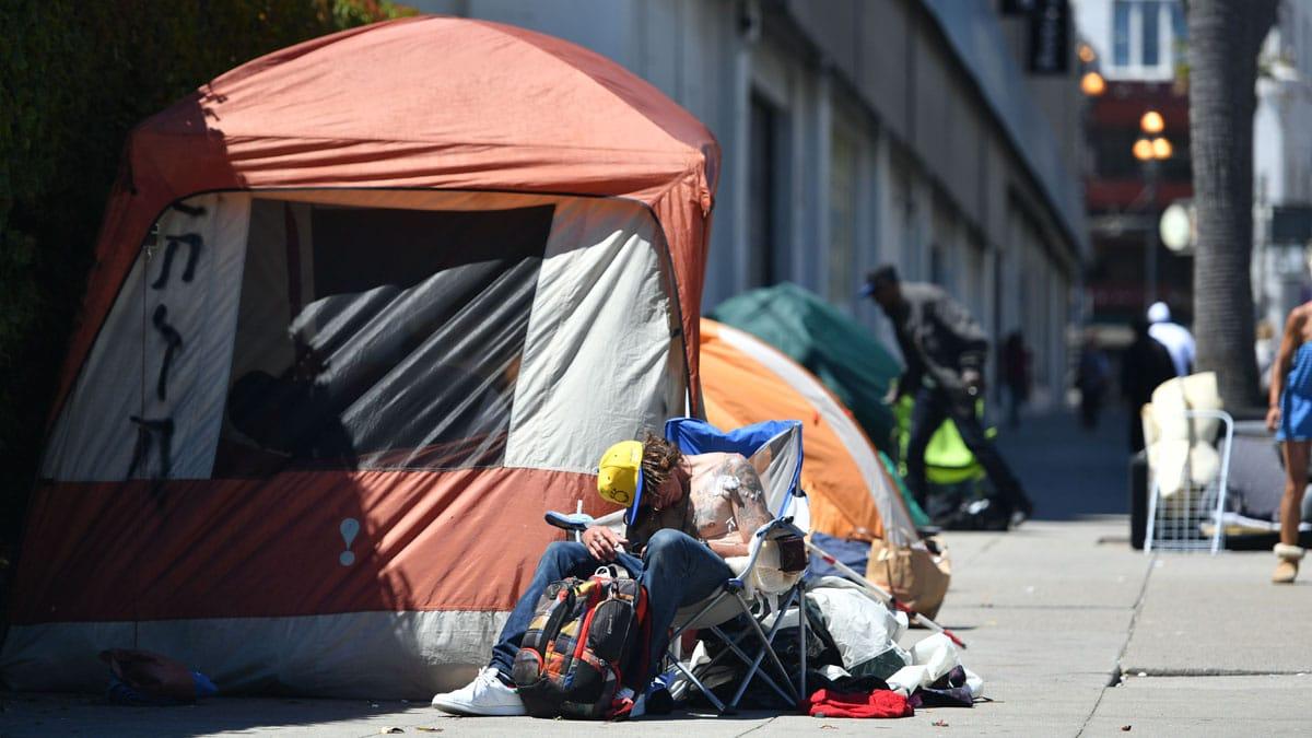 Partner Content - SAN FRAN CHAOS: Homeless Take Shelter at CITY AIRPORTS as Housing Crisis Escalates