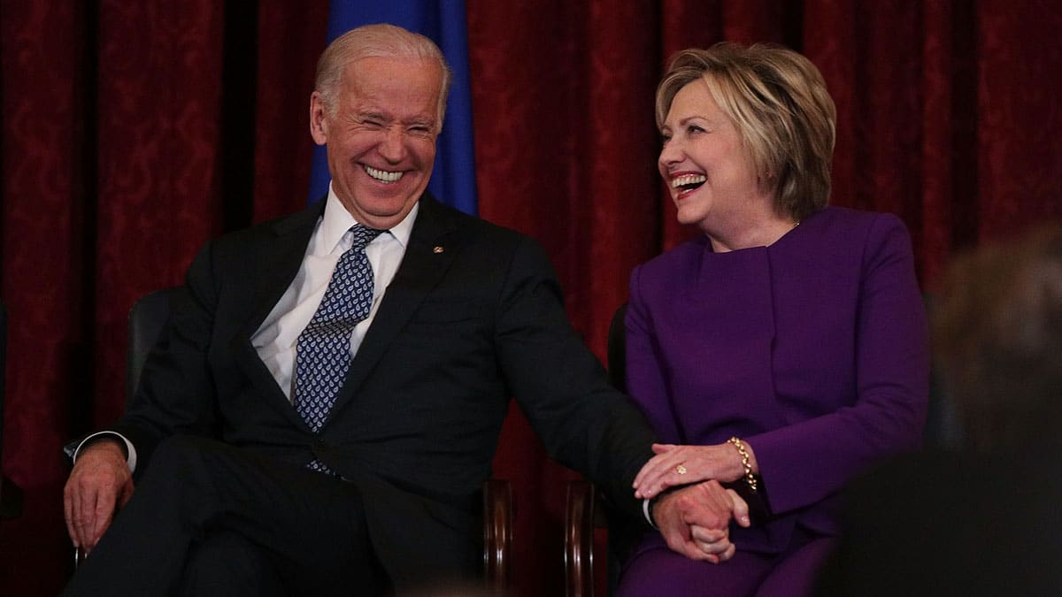 Partner Content - BAD ADVICE: Hillary Reportedly Met with Biden, Klobuchar on 2020 White House Bids