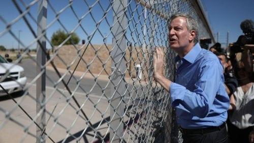 IT BEGINS: Bill De Blasio Calls for ABOLISHMENT of 'BROKEN' ICE
