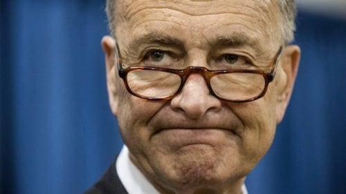 TRUMP TROLLS CHUCK: The President RIPS 'HAYWIRE' Chuck Schumer Over Immigration