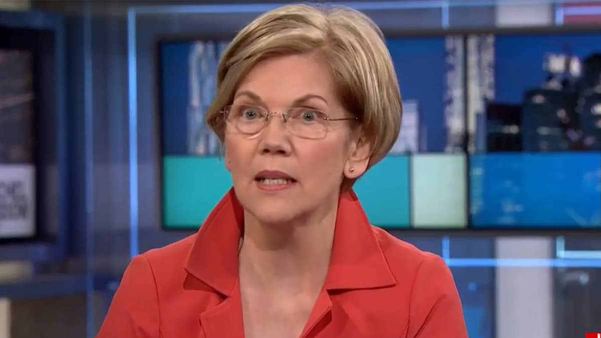 Partner Content - GOIN' GREEN! Sen. Warren Says She'll BAN New Fossil Fuel Leases on DAY ONE of Presidency