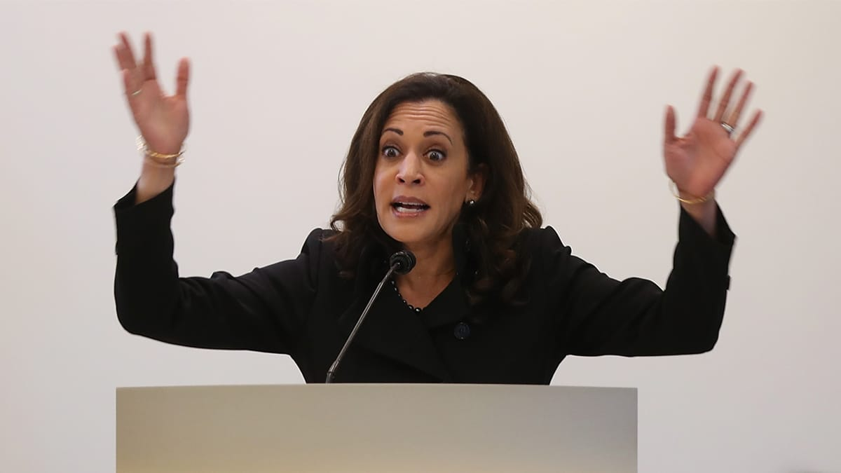 Partner Content - MONEY FOR NOTHING: Sen. Harris Proposes Paying AMERICAN FAMILIES $500 Per Month
