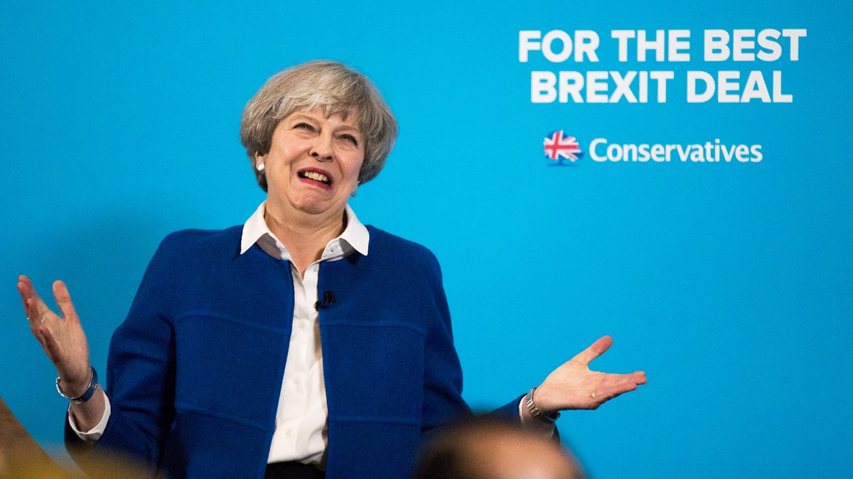 Partner Content - BREXIT BREAKDOWN: Theresa May Pulls Brexit Vote, Proposal in Jeopardy