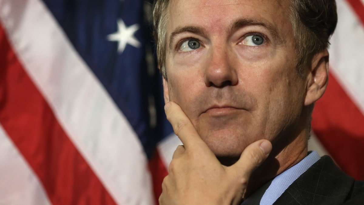 Partner Content - NANCY'S NIGHTMARE: Rand Paul Proposes Moving 'State of the Union' Address to US Senate