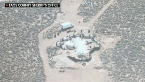 BREAKING: Feds Charge 'Extremists' from New Mexico Compound with Kidnapping, Terror Offenses