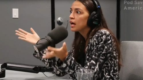 CONFUSION: Cortez Complains There Are No 'Frontline Community Leaders' at Congressional Meeting