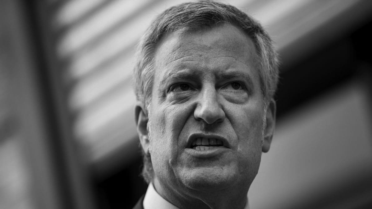 Partner Content - COMMUNISM USA! De Blasio Introduces Plan to Allow GOVERNMENT to Seize Private Property
