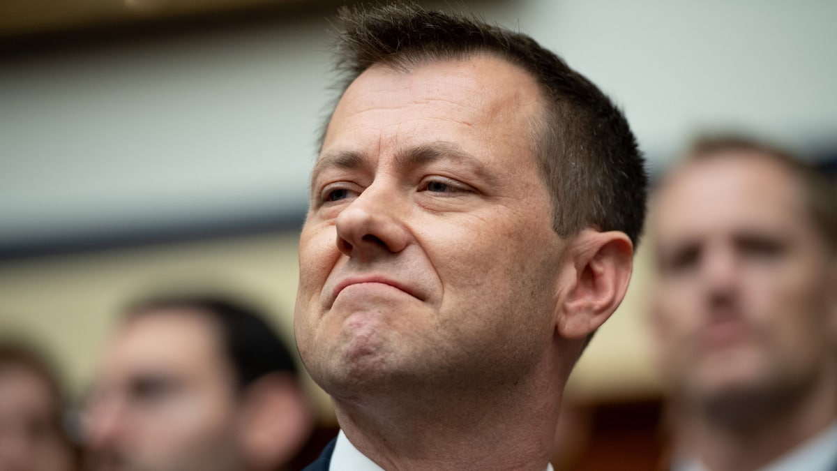 Partner Content - REPORT: DOJ Inspector General Discovers 19,000 Missing Strzok-Page Text Messages
