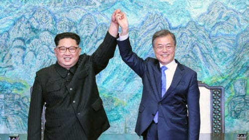 PEACE IN KOREA? North and South Korea to Hold HISTORIC THIRD SUMMIT in September