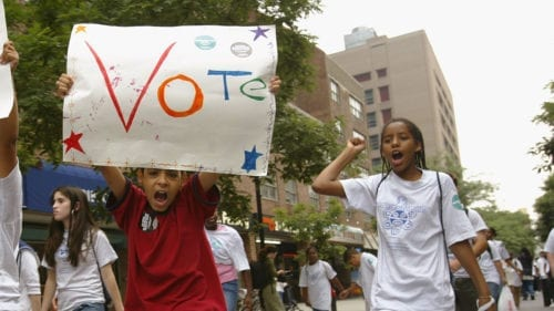 HERE WE GO: House Democrat Calls on Congress to LOWER VOTING AGE to 16
