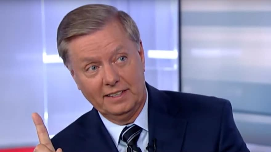 Partner Content - GRAHAM SLAM: Lindsey Graham Vows to 'Get Answers' on FISA Abuse, Steele Dossier, MORE