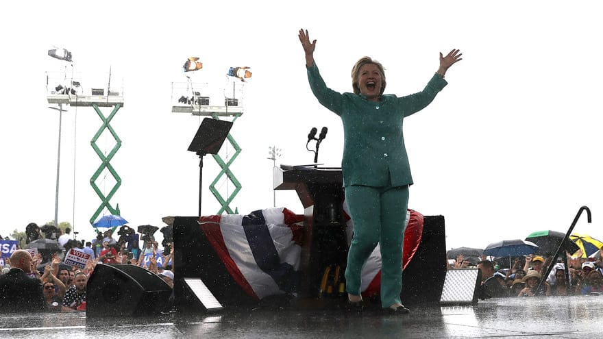 Partner Content - IRONY ALERT: Hillary Clinton Urges WISCONSIN RESIDENTS to Get Out and Vote
