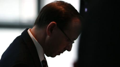 REPORT: Rod Rosenstein Heading to White House, Expects to be Fired