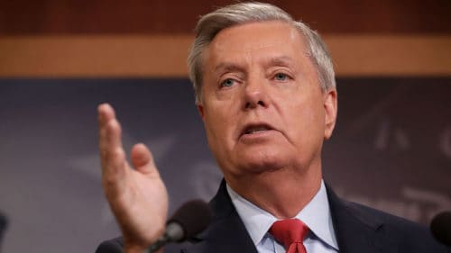 LINDSEY GRAHAM: 'It is Time for President Trump to Use Emergency Powers' and Build the Wall