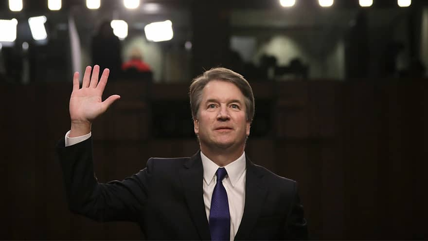 Partner Content - SUPREME SHOWDOWN: House Judiciary Dem Says It's 'Likely' Kavanaugh Will Be Investigated