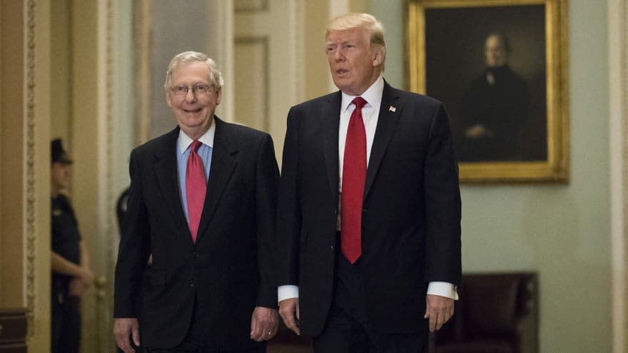 Partner Content - BREAKING: McConnell to Call for Full Vote on 'Criminal Justice Reform' This Month
