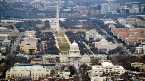 TERROR PLOT FOILED: FBI Arrests Man Planning Attacks on White House, DC Landmarks
