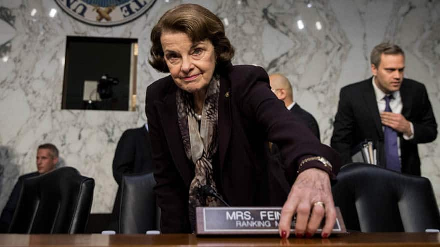 Partner Content - DIANNE'S NEW DEMAND: Feinstein Calls for ANOTHER Investigation into Kavanaugh