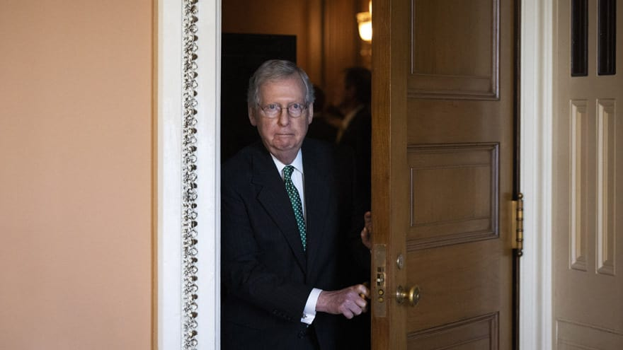 Partner Content - REPORT: McConnell Says 'National Emergency Declaration' Coming on Border Security