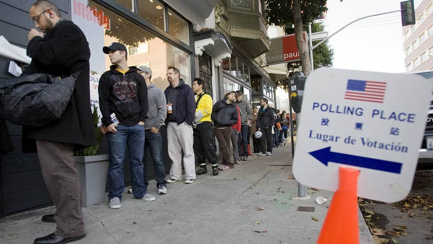 Partner Content - IT BEGINS: San Francisco to Allow 'Non-Citizens' to Vote in Local Elections