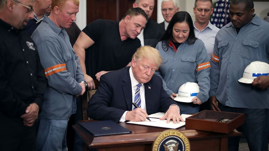 Partner Content - REPORT: US Steel Workers Set to Receive 'BIGGEST PAY RAISE' in Years