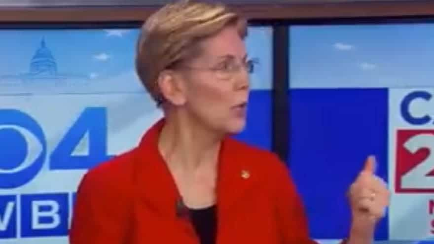 Partner Content - WARREN BACKTRACKS: The Senator Says ICE Should be 'REFORMED' Not 'ABOLISHED'