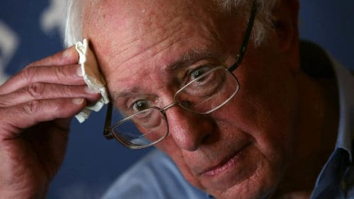 BUSTED: Bernie Claims he Purchased 'CARBON OFFSETS' to 'Balance' Use of Private Jet