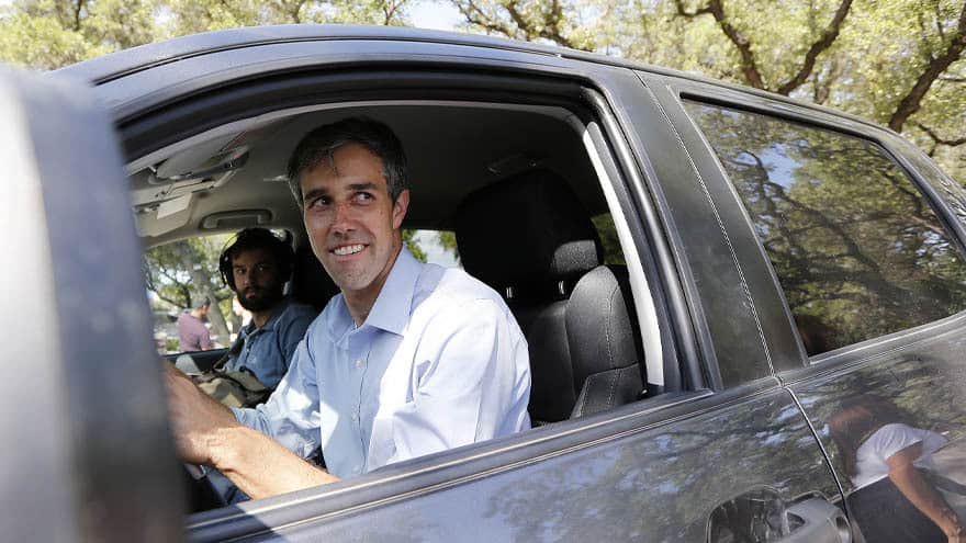 Partner Content - BETO'S BOMBSHELL: O'Rourke Questions Whether the CONSTITUTION Can Still 'Manage' USA