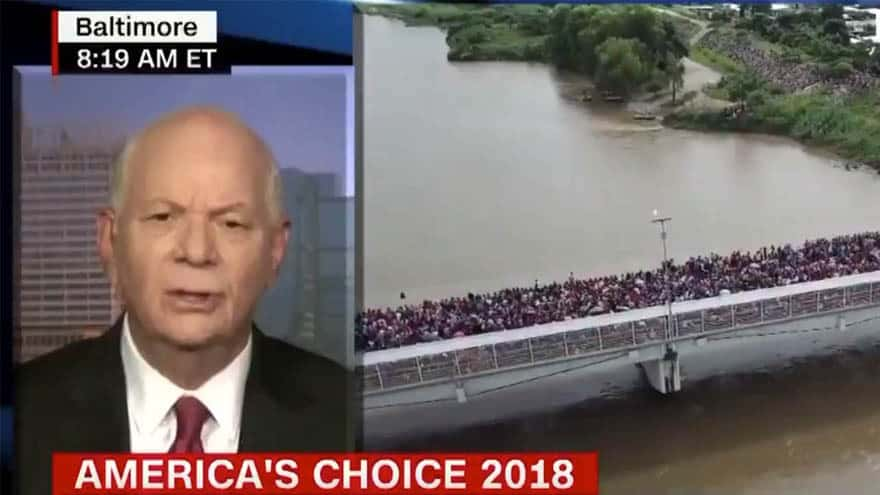 Partner Content - IMMIGRATION INSANITY: Democrat Senator Says US Should 'Help' Caravan, 'Protect' Migrants