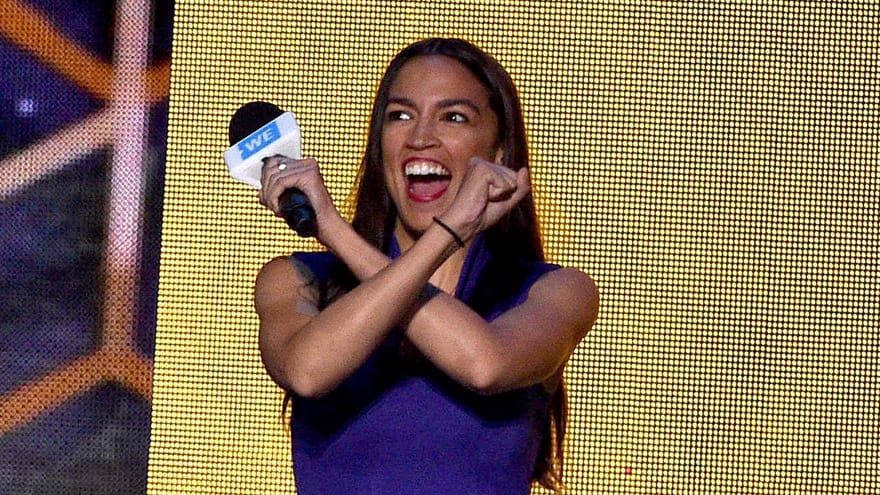 Partner Content - LURCHING LEFT: Ocasio-Cortez Calls on Progressives to 'Primary' Centrist Democrats