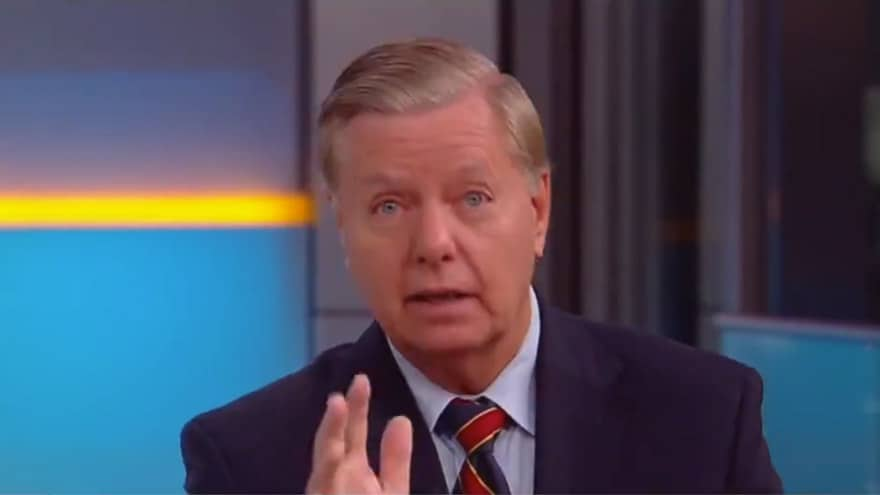 Partner Content - LINDSEY'S LINEAGE: Sen. Graham to Take DNA Test, Predicts He Can 'BEAT' Warren