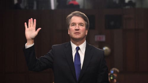 JUSTICE KAVANAUGH: Brett Kavanaugh Confirmed to United States Supreme Court