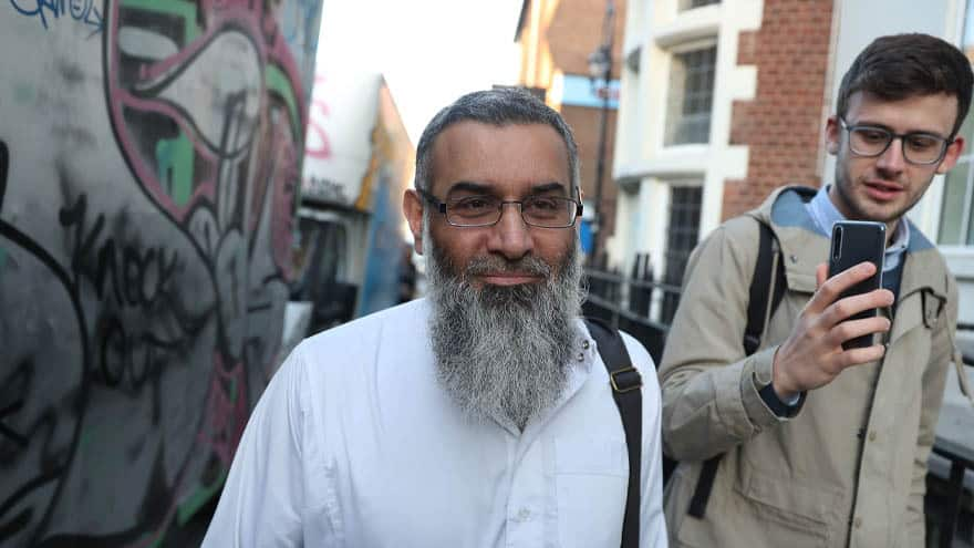 Partner Content - ANARCHY IN THE UK: Vicious Hate Preacher Released from UK Prison