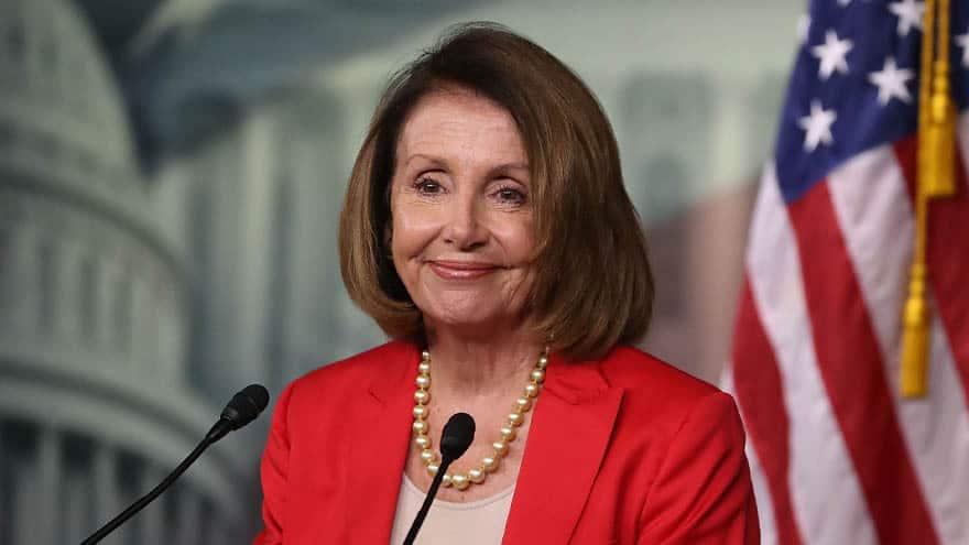 Partner Content - REBELLION DENIED: 'Never Nancy' Leader ENDORSES Pelosi for Speaker