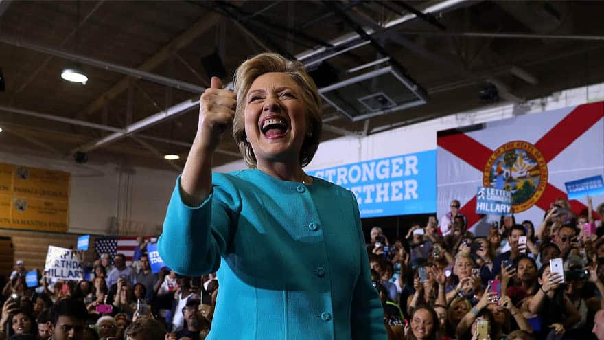 Partner Content - REPORT: Hillary Clinton to Deploy 'Lawyers, Organizers' for Florida Recount