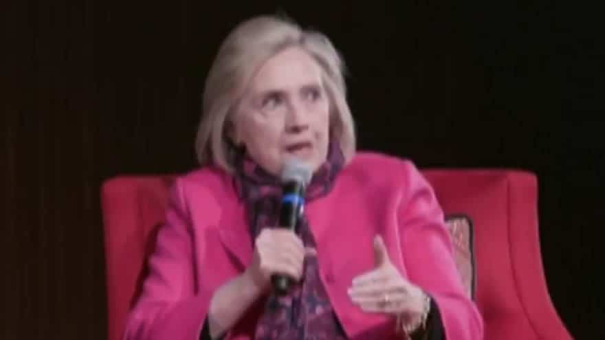 Partner Content - HILLARY: If Stacey Abrams Had a 'FAIR ELECTION' She 'Already Would Have Won'