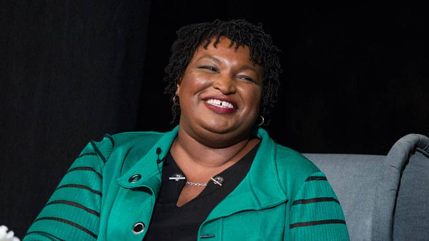 Partner Content - STACEY'S CELEBRATION: Abrams' Campaign Calls Judge's Ballot Ruling a 'MAJOR VICTORY'