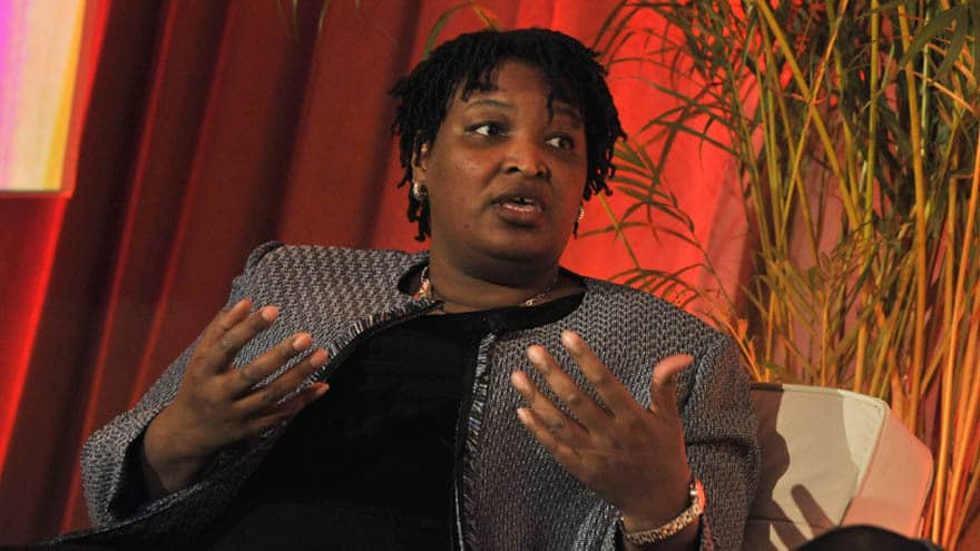 Partner Content - LAST DITCH EFFORT: Stacey Abrams Prepares 'UNPRECEDENTED MOVE' to Force SECOND VOTE