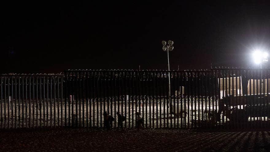 Partner Content - CARAVAN ARRIVES: Multiple Migrants Arrested After Attempting to Cross US-Mexico Border