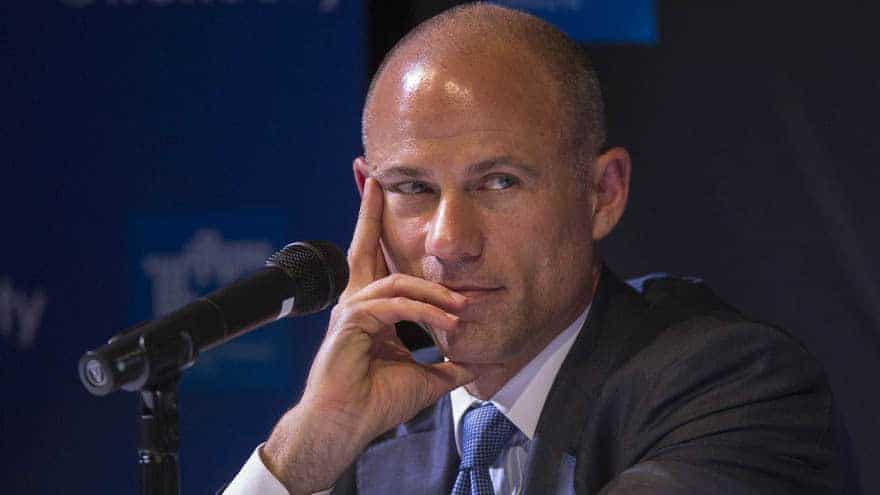Partner Content - NO THANKS: New Poll Shows 0% of Democrats Want Michael Avenatti as their 2020 Nominee